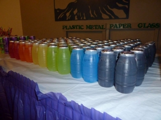 Rainbow Party Juices