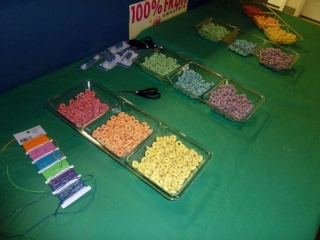 Rainbow Party Froot Loop Station