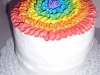 Rainbow cake Full View