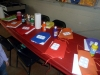 Rainbow Party Painting Stations 1