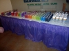 Rainbow Party Drink Table