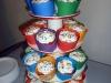 Rainbow Party Cupcake Tree 2