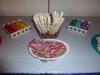 Rainbow Party Treats - Oreos, Pretzels and Twizzlers