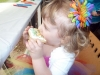 Color A Cookie Averie Eating