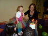Rainbow Party Blow Out candles